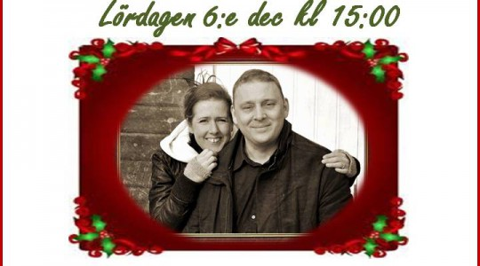 Julefrid - musik i juletid 6 dec. 2014